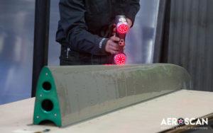 A6M2a 3D Scanning