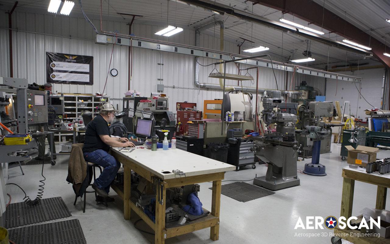 Aircraft Fabrication Aeroscan