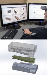 CAD Modeling with Aeroscan