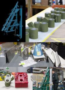 Manufacturer Parts 3D Scanning