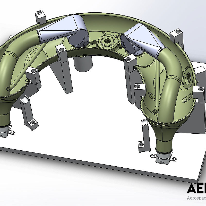3D CAD Modeling Services for Reverse Engineering